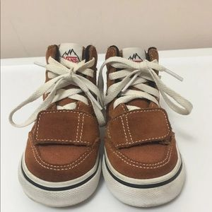 Toddler Vans Mountain Edition Shoes Sz 5.5